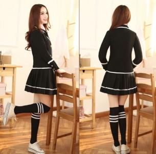 Oem Adult Girl Plaid Skirt School Skirt Uniform Supplier in